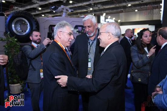 محمد العصار، وزير الإنتاج الحربى  (9)