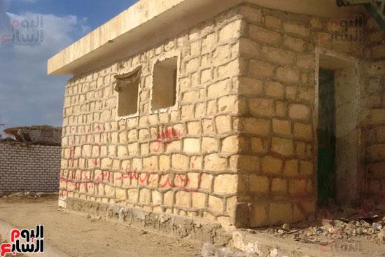 أهالى قرية محمد رضوان ببنى سويف يشكون انعدام الخدمات بالمحافظة (12)