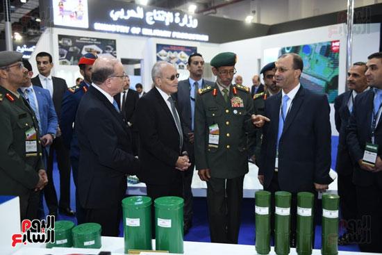 محمد العصار، وزير الإنتاج الحربى  (8)