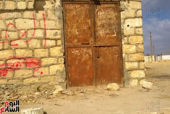 أهالى قرية محمد رضوان ببنى سويف يشكون انعدام الخدمات بالمحافظة (3)
