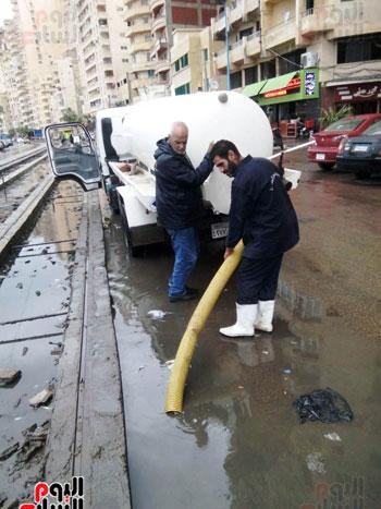 نوة-قاسم-تضرب-الاسكندرية-(3)