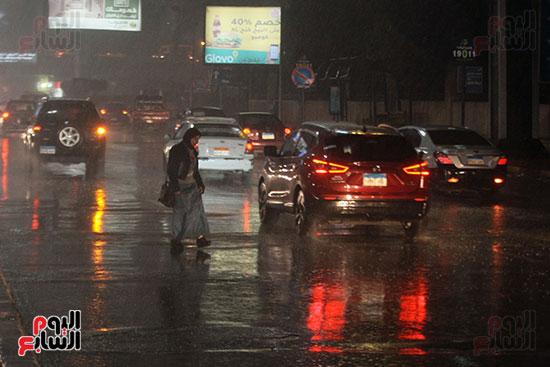 أمطار غزيرة (7)