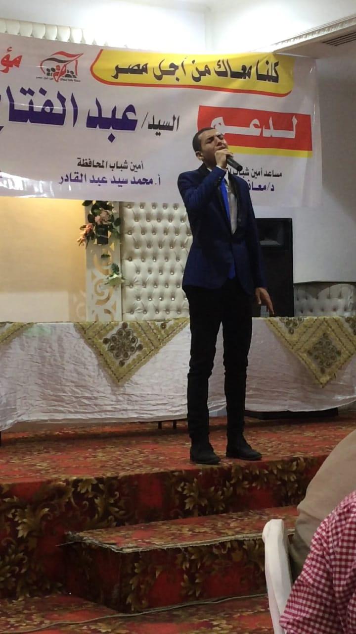 الشاب محمود أبو زيد  19 عاما  (1)