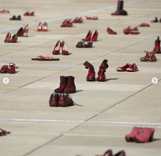 الأحذية الحمراء (5)