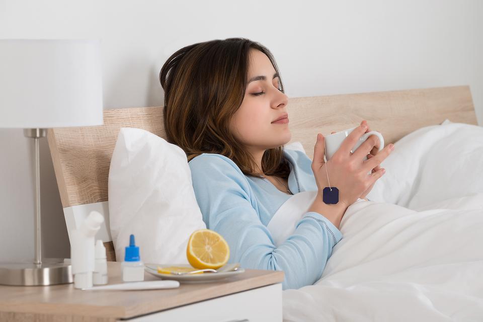 علاج طبيعى لنزلات البرد 1