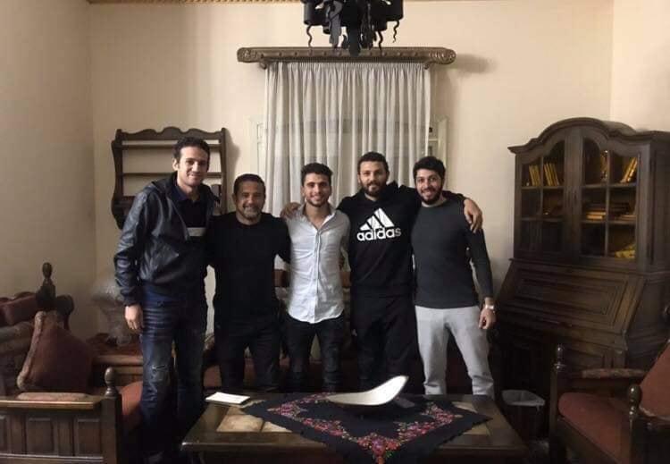 محمد محمود ينضم للأهلى
