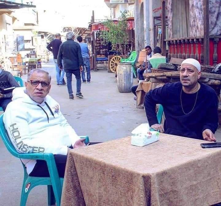 كواليس فيلم محمد حسين