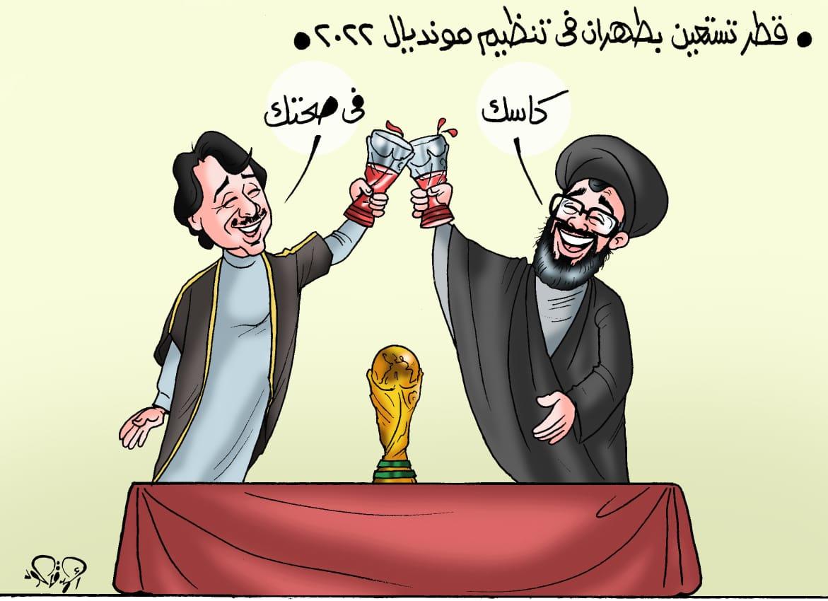 فنان الكاريكاتير أحمد قاعود