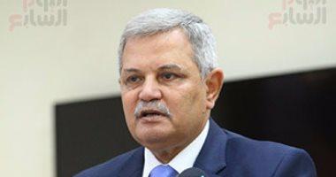 المهندس ممدوح رسلان رئيس مجلس إدارة الشركة القابضة لمياه الشرب والصرف الصحى