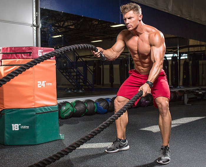 فوائد رياضة كمال الاجسام لصحتك