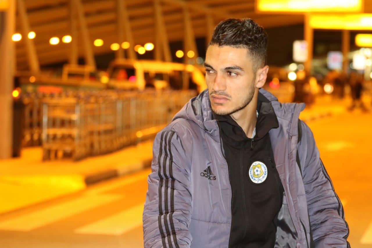 بعثة الإسماعيلى تصل مطار القاهرة استعدادًا للسفر للمغرب (14)