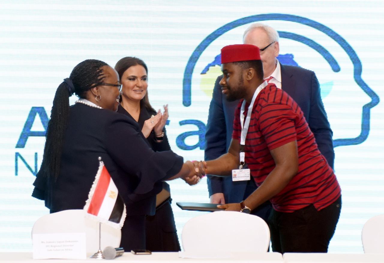 توقيع اتفاقية لتمويل شركة ناشئة بنجيريا