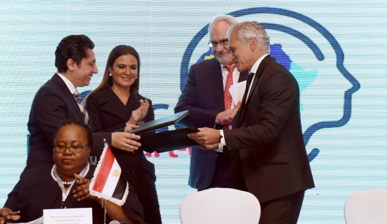 مؤسسة التمويل الدولية تستثمر مليون دولار فى شركة ناشئة مصرية