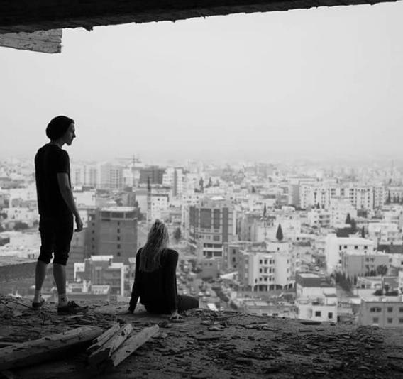 جلسة تصوير فى تونس