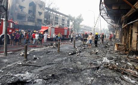 أعمال عنف فى العراق
