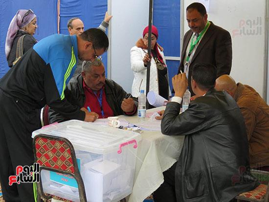 صور انتخابات مركز شباب الجزيرة (21)