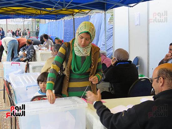 صور انتخابات مركز شباب الجزيرة (4)