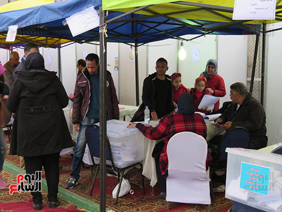 صور انتخابات مركز شباب الجزيرة (14)