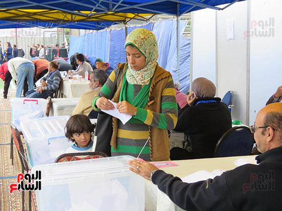 صور انتخابات مركز شباب الجزيرة (8)