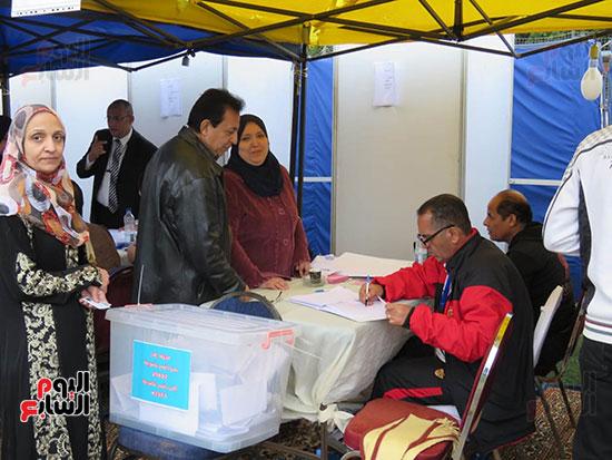 صور انتخابات مركز شباب الجزيرة (3)