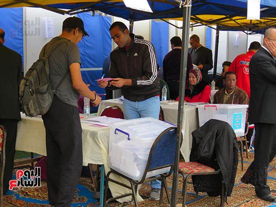 صور انتخابات مركز شباب الجزيرة (17)