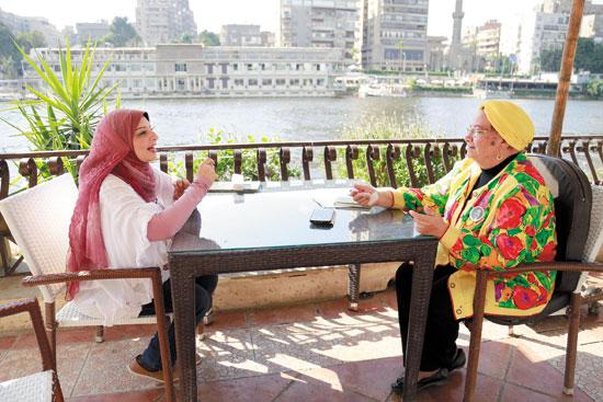 حوار-ابنة-اخو-عبد-الفتاح-القصرى-تصوير-أحمد-معروف