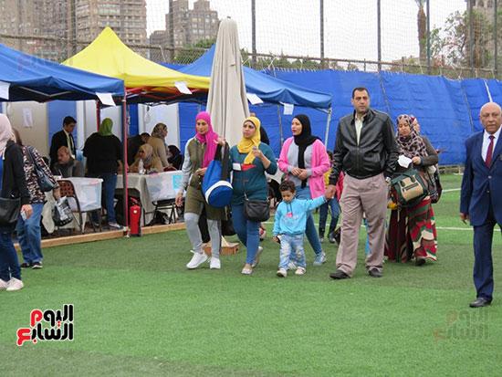 صور انتخابات مركز شباب الجزيرة (6)