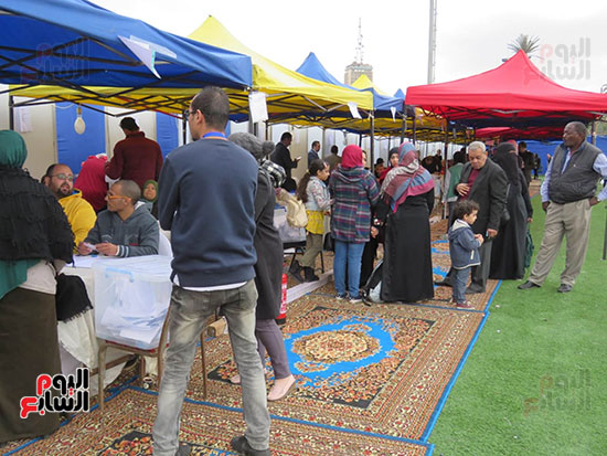 صور انتخابات مركز شباب الجزيرة (18)