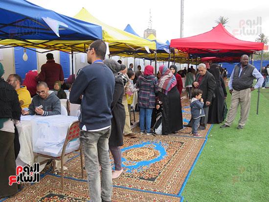 صور انتخابات مركز شباب الجزيرة (16)