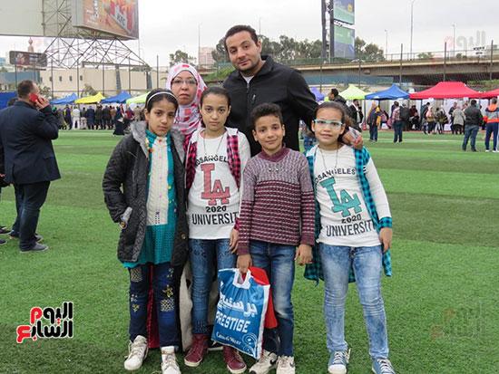 صور انتخابات مركز شباب الجزيرة (1)
