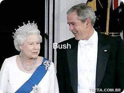 بوش الابن