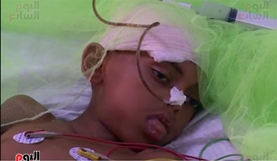أحد ضحايا حادث التواهى