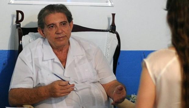 معالج روحانى برازيلى شهير