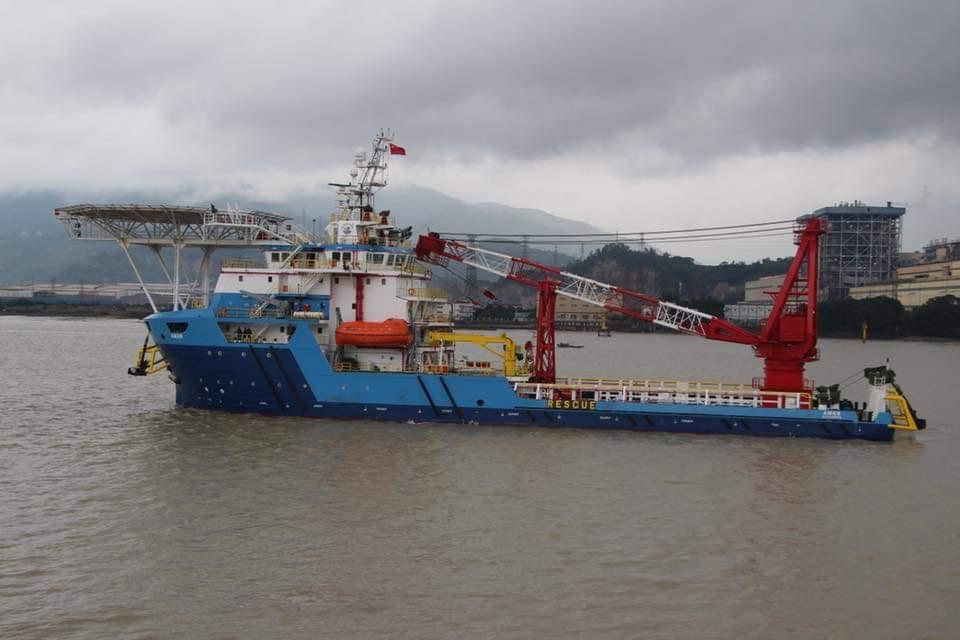 1- السفينة أمان فى القناة