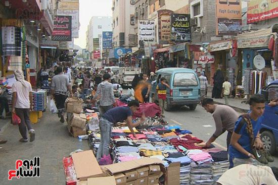 الأسواق فى عدن