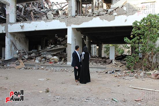 من داخل جامعة عدن أحد شهود العيان يروى تفاصيل هجوم الحوثيين وتدميهم أعرق جامعات اليمن