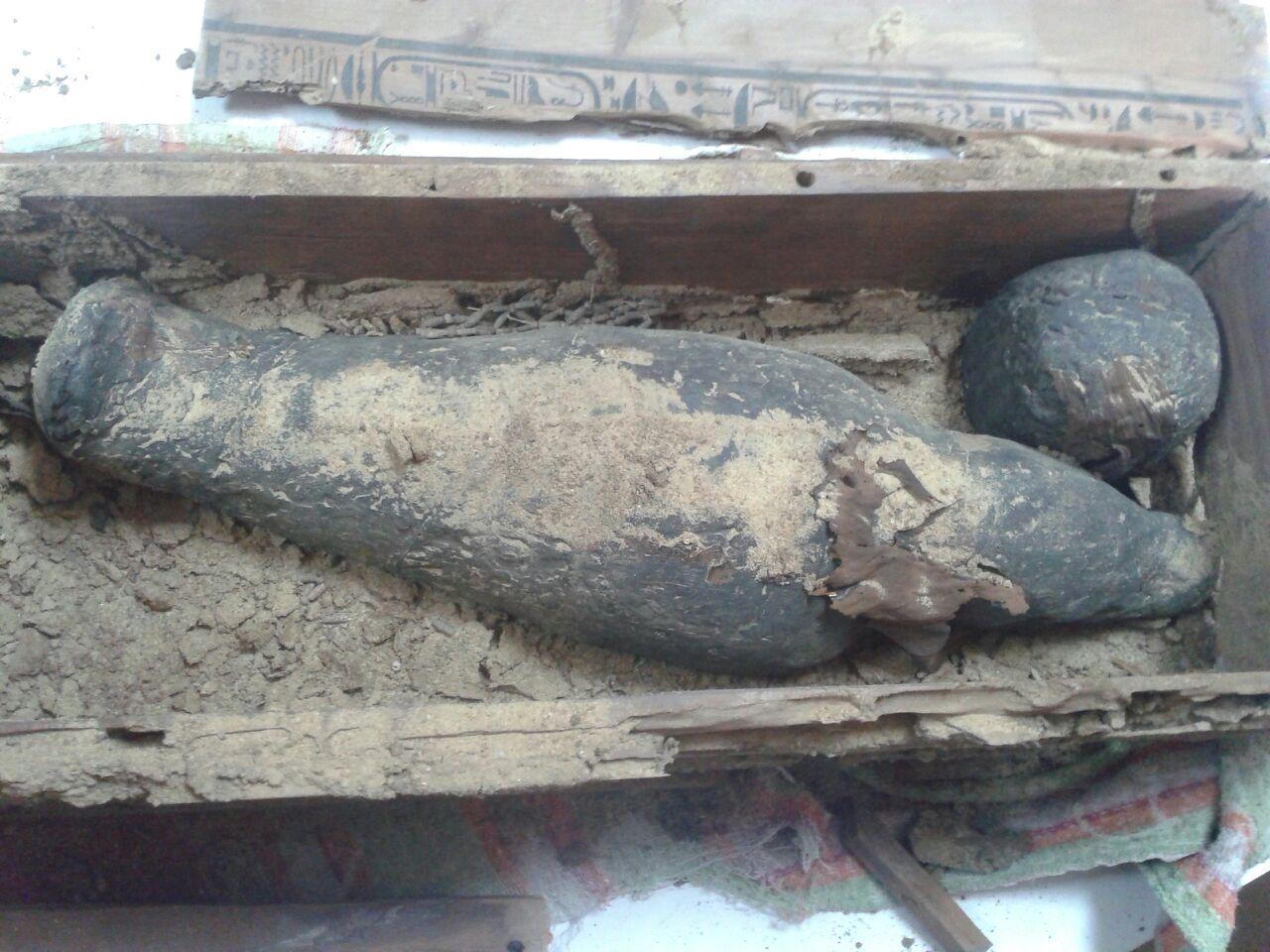 اكتشاف الآبار بمنطة أبو صير (3)