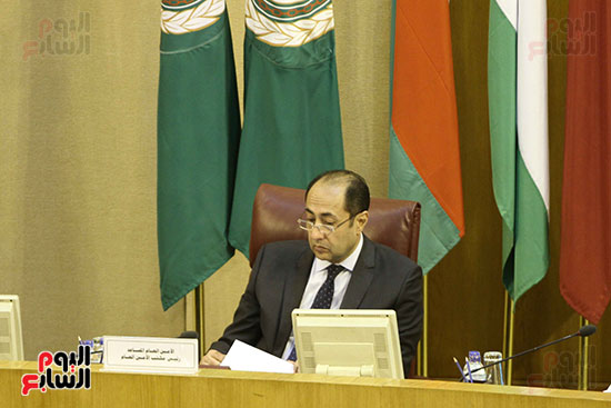 الاجتماع الطارئ لوزراء خارجية الدول العربية حول القدس (1)