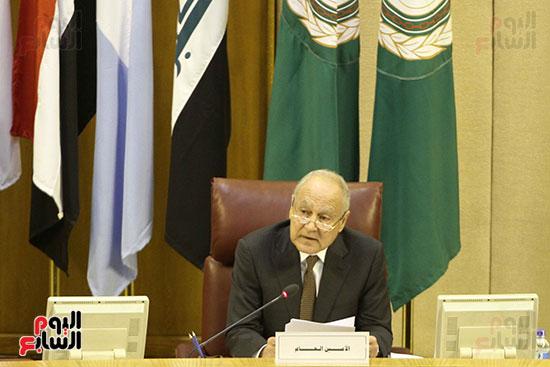 الاجتماع الطارئ لوزراء خارجية الدول العربية حول القدس (20)