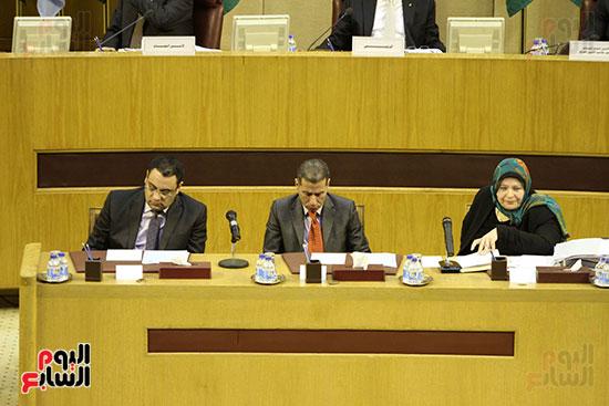 الاجتماع الطارئ لوزراء خارجية الدول العربية حول القدس (26)