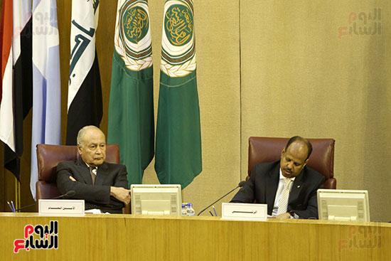 الاجتماع الطارئ لوزراء خارجية الدول العربية حول القدس (10)