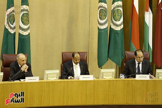الاجتماع الطارئ لوزراء خارجية الدول العربية حول القدس (8)