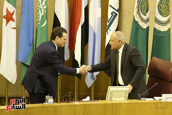 الاجتماع الطارئ لوزراء خارجية الدول العربية حول القدس (6)