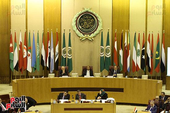 الاجتماع الطارئ لوزراء خارجية الدول العربية حول القدس (27)