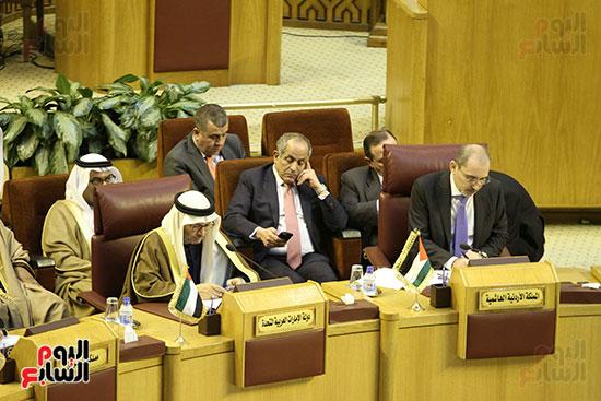 الاجتماع الطارئ لوزراء خارجية الدول العربية حول القدس (17)