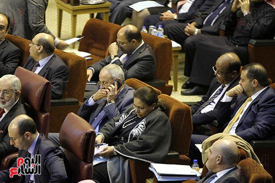 الاجتماع الطارئ لوزراء خارجية الدول العربية حول القدس (23)