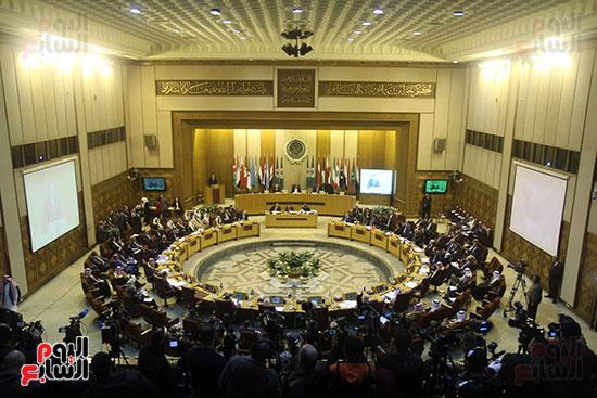 الاجتماع الطارئ لوزراء خارجية الدول العربية حول القدس (13)