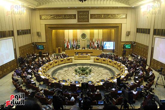 الاجتماع الطارئ لوزراء خارجية الدول العربية حول القدس (12)