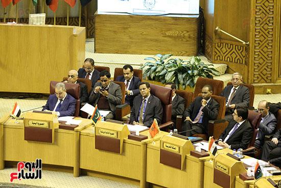 الاجتماع الطارئ لوزراء خارجية الدول العربية حول القدس (28)
