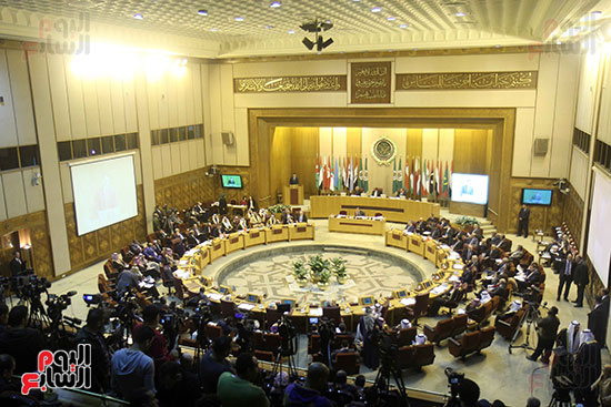 الاجتماع الطارئ لوزراء خارجية الدول العربية حول القدس (14)